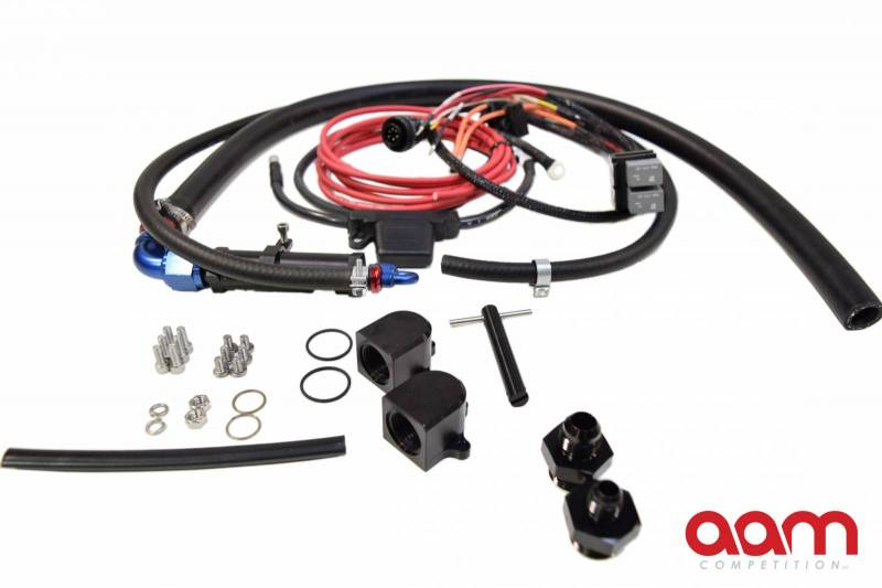 AAM Competition 370Z R-Line Twin Pump Fuel System Drag Version