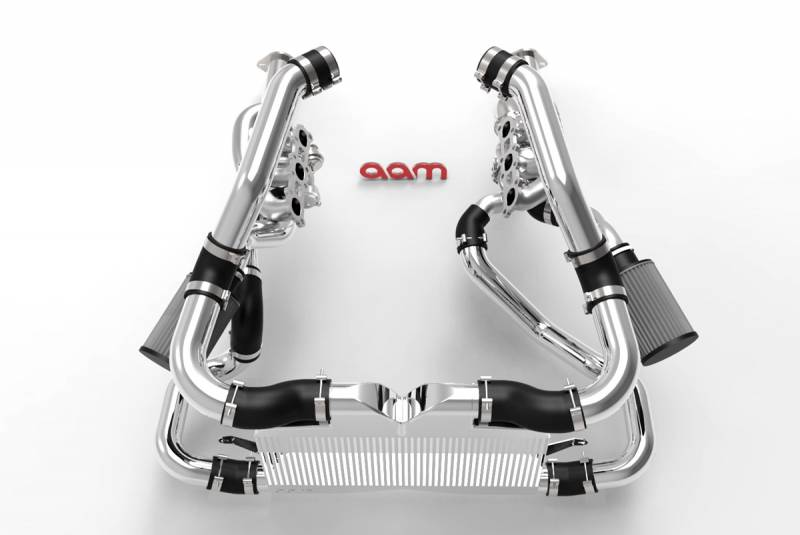 AAM Competition 370Z (2012+) RHD Twin Turbo Kit - Regular