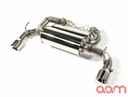 AAM Competition 370Z Rear Exhaust  Axle Back System w/ Stainless Tips