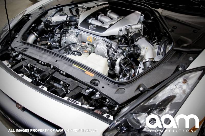 AAM Competition R35 GT-R S-Line 2 3/4 Intake Kit (Polished) 2