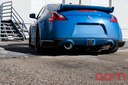 "AAM Competition 370Z 3"" True Dual Exhaust System 10"