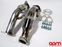 AAM Competition 370Z Resonated Test Pipes 1