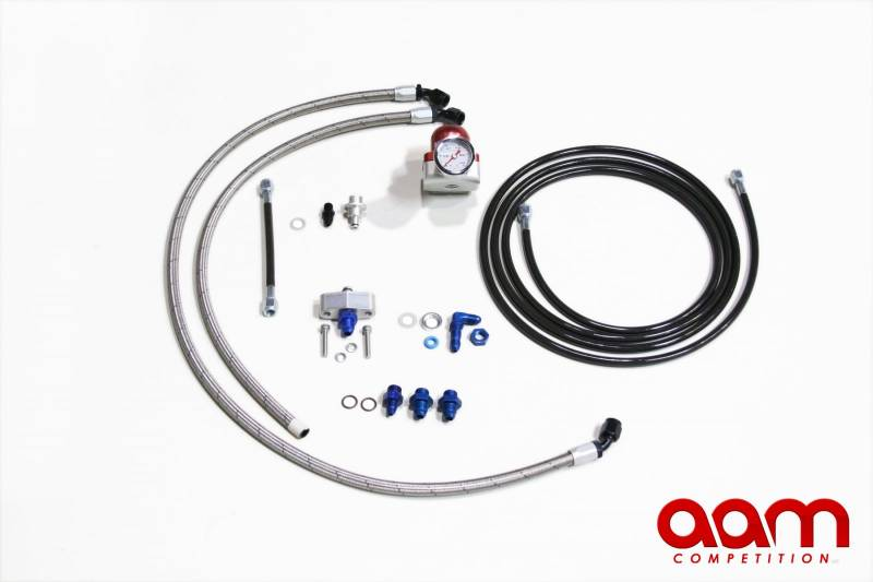 AAM Competition 370Z Fuel Return System