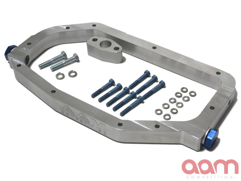 AAM Competition VQ35HR/VQ37HR TT Kit Engine Oil Pan Spacer