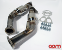 AAM Competition 370Z Resonated Test Pipes