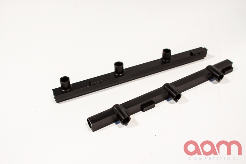 AAM Competition R35 GT-R S-Line Fuel Rail Upgrade Kit