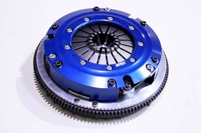 [SPEC-SN35SST-2] SPEC Super Twin Plate SS-Trim Clutch / Flywheel Assy for HR/370Z