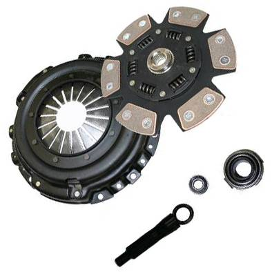 [COMP-6073-1620] Competition Clutch VQ35HR/ VQ37HR Stage 4-  6 Pad Ceramic Clutch Kit
