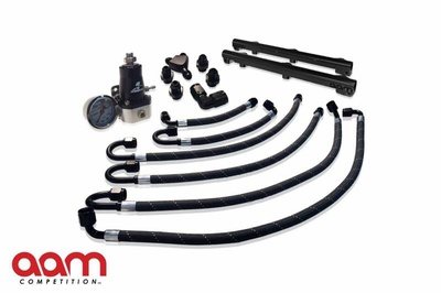 [AAMC37F-RLineFuelRailLineKit] AAM Competition 370Z Fuel Rail and Line Kit