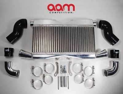 [AAMCGTRT-SFMIC] AAM Competition R35 GT-R S-Line Front Mount Intercooler