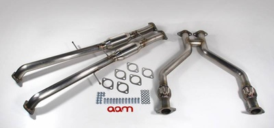 [AAMC37E-SLMidpipe-G37] AAM Competition G37 S-Line Midpipe
